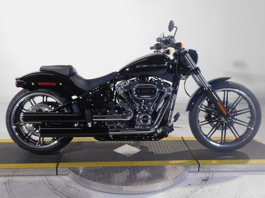 New 2018 Harley-Davidson Softail Breakout 114 FXBRS Softail in ...