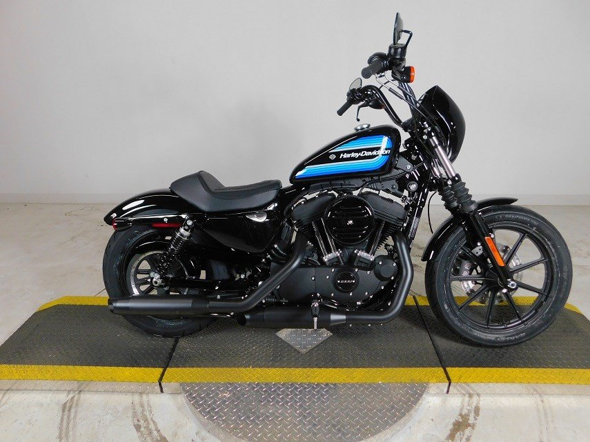 New 2018 Harley-Davidson Sportster Iron 1200 XL1200NS Sportster in
