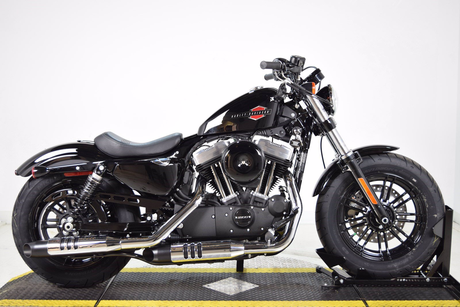 New 2019 Harley-Davidson Sportster Forty-Eight XL1200X ...