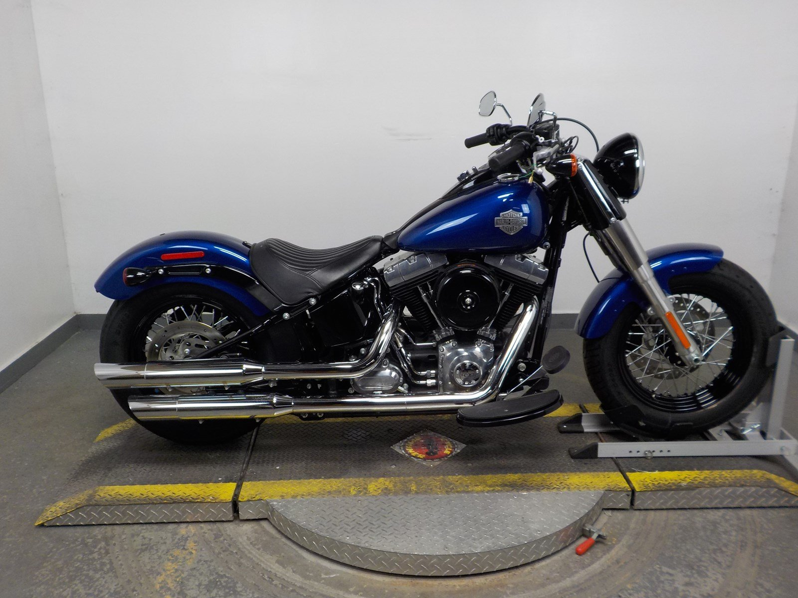 Pre-Owned 2015 Harley-Davidson Softail Slim FLS