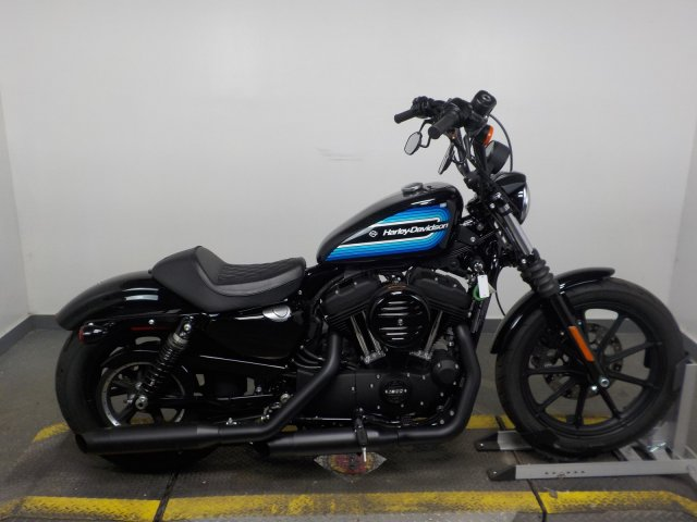 Pre-Owned 2018 Harley-Davidson Sportster Iron 1200 XL1200NS Sportster