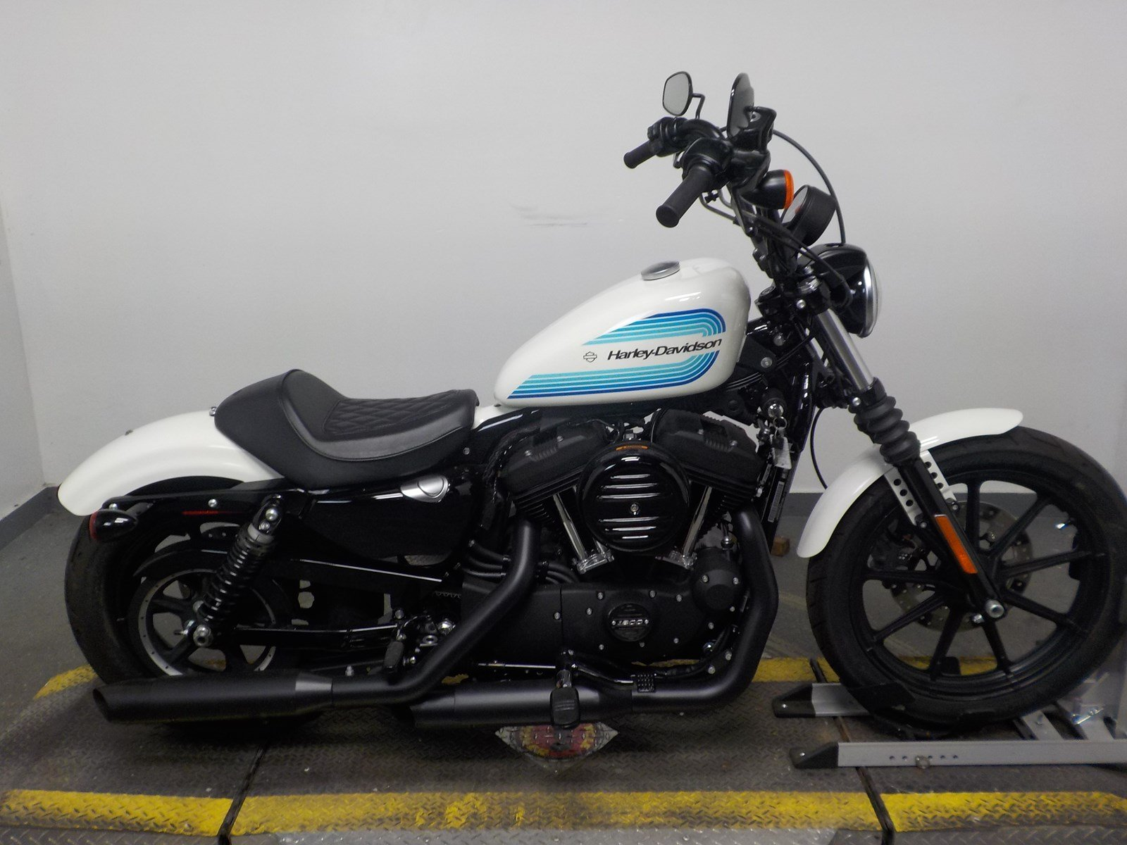 Pre-Owned 2019 Harley-Davidson Sportster Iron 1200 XL1200NS Sportster