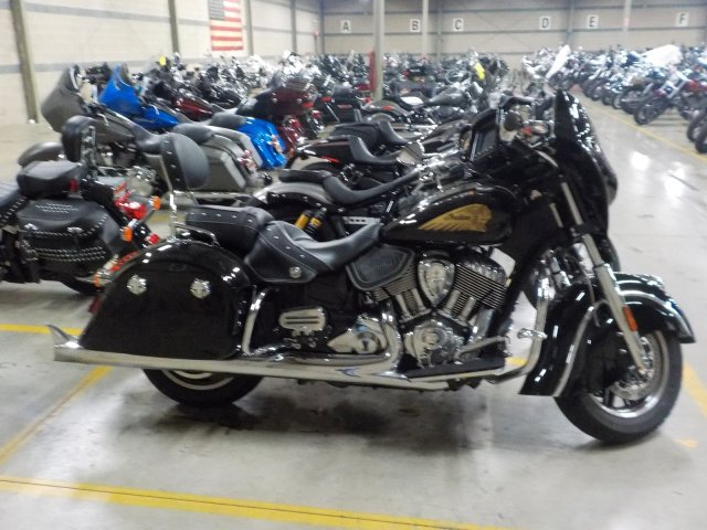 Pre-Owned 2018 Indian Chieftain Classic Classic