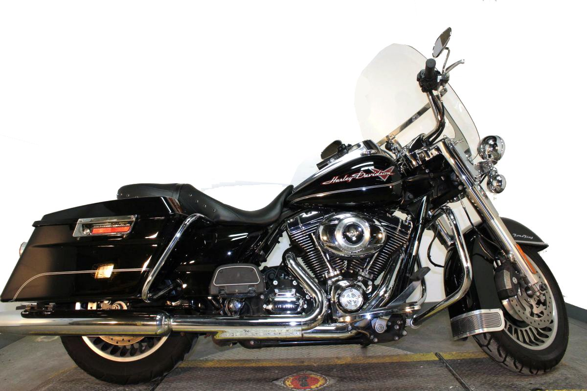 pre owned 2009 harley davidson road king flhr touring in taylor