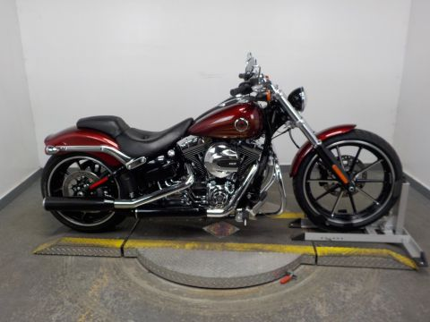 Pre-Owned 2016 Harley-Davidson Softail Breakout FXSB