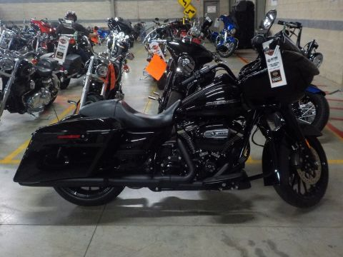 Pre-Owned 2018 Harley-Davidson Road Glide Special FLTRXS Touring