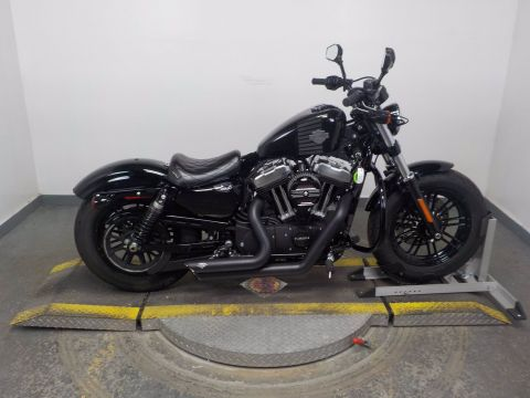 Pre-Owned 2016 Harley-Davidson Sportster Forty-Eight XL1200X Sportster