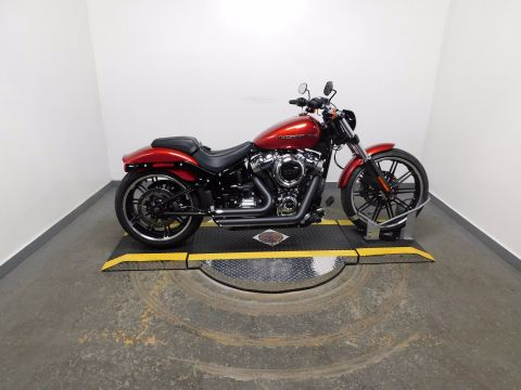 Pre-Owned 2019 Harley-Davidson Softail Breakout FXBR Softail